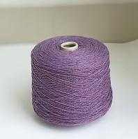 Кэмел твид (82% бэби кэмел, 10% меринос, 8% полиамид, 400м/100) 04 фиолетовый