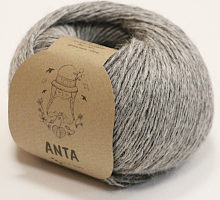 Анта Сеам (Inca Tops Anta)  041 серый меланж