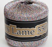 Lurex Lame 550 (Люрекс Ламе 550) - 960 - мультикор серебро