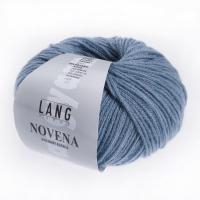 Пряжа Novena with Baby Alpaca цвет 0033 небесно голубой