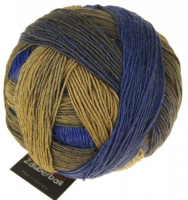 Пряжа Zauberball, 100 гр., цвет 2259