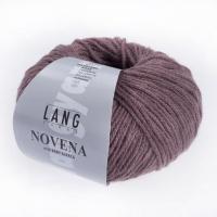 Пряжа Novena with Baby Alpaca цвет 0148 коричневый