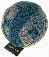 Пряжа Zauberball, 100 гр., цвет 2263 берег моря