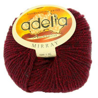 Adelia Mirray № 091 т.бордовый