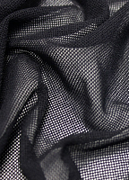 Подкладка сетка черная