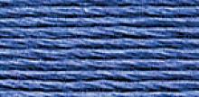"""НИТКИ МУЛИНЕ """"Gamma"""" ДЛЯ ВЫШИВАНИЯ  №0080 сине-фиолетовый , х/б 8 м"""