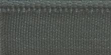 Молния riri атлас. никель,разъем., 1замок 4мм, 65см, тип подвески FLASH, цвет цепи Ni, цвет  серо-зеленый