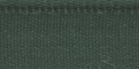Молния RIRI металл. GO, 6 мм, 18 см, на атласной тесьме, неразъемн., тип подвески FLASH, цвет 5861 морская волна
