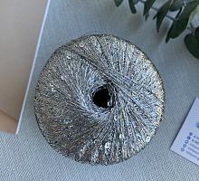 HiMALAYA Yildiz 58101 серебро с голографическими пайетками