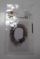 Ресницы для кукол и игрушек коричневые 8мм