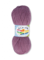 Пряжа ALPINA Klement цвет 13 сиреневый