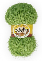 Adelia BRILLIANT № 10 салатовый