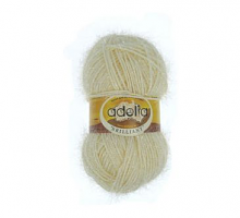 Adelia BRILLIANT № 18 молочный