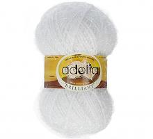 Adelia BRILLIANT № 01 белый