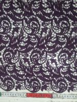 Кружево фиолетовое