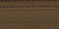 Молния riri атлас. никель,разъем., 1замок 4мм, 70см, тип подвески FLASH, цвет цепи Ni, цвет светло-коричневый