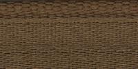 Молния riri атлас. золото, разъем,1замок 4мм, 60см, тип подвески FLASH, цвет цепи GO, цвет  светло-коричневый
