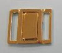 Застежка золото 15мм