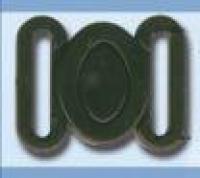 Застежка черная 15мм