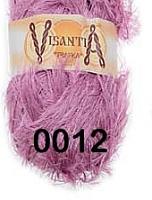 Visantia «TRAFKA» 100 % полиэстер  № 0012 т.розовый