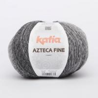 Пряжа Azteca Fine цвет 208 серый