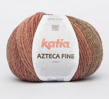 Пряжа Azteca Fine цвет 204 серо-бежевый