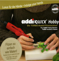 Машинка для валяния addiQuick Hobby