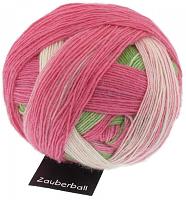 Пряжа Zauberball, 100 гр., цвет 2079 розовое лето
