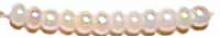 Бисер жемчужный радужный 57206