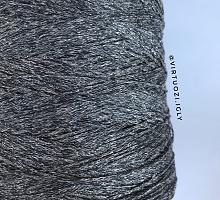 Artelux (Артелюкс) (65 % лён, 26 % полиамид, 9 % полиэстер, 350/100г) 02 серый с серебром