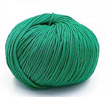 Пряжа Baby Cotton (Беби Котон), цвет 53 зелень