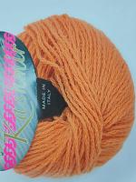 Кашмир ВВВ цвет 106 оранжевый