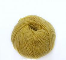 Novena with Baby Alpaca (Новена) 0014 желтый