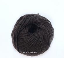 Novena with Baby Alpaca (Новена) 0068 темно-коричневый