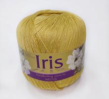 Пряжа Ирис (Iris), цвет 102 горчица