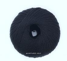 Precious Yarn SILK (Прешес Ярн Силк) 06 черный
