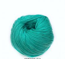 Пряжа Сахар (SUGAR), цвет 7651 светлый изумруд