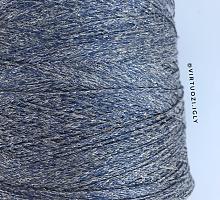 Artelux (Артелюкс) (65 % лён, 26 % полиамид, 9 % полиэстер, 350/100г) 03 джинсовый
