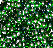 Бисер огонек-радужный 57129