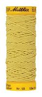 Нить-резинка ELASTIC METTLER, 116 желтый, 10 м
