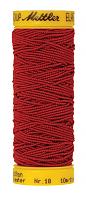 Нить-резинка ELASTIC METTLER, 504 красный, 10 м
