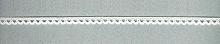 Кружево хлопковое 7 мм, белое