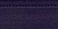 Молния RIRI металл. GO, 6 мм, 16 см, на атласной тесьме, 1 замок неразъемный, FLASH, цвет 2131 темно-синий