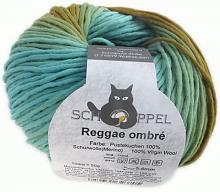Пряжа Reggae Ombre, 50 гр., цвет 2202