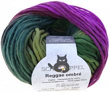 Пряжа Reggae Ombre, 50 гр., цвет 2249