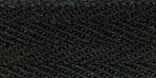 Молния Meras потайная неразъемная, 1 замок 3мм 60см, цвет 2110 чёрный