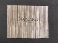 """Нашивка клеевая """"GEOSPIRIT"""" (термоаппликация)"""