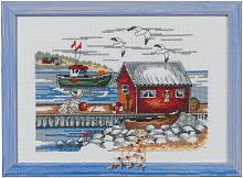 """Набор для вышивания """"Шведские рифы"""""""