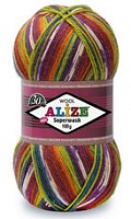 Пряжа Alize SUPERWASH 100