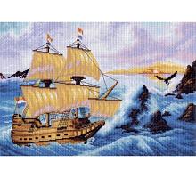Рисунок на канве 37х49см арт.530